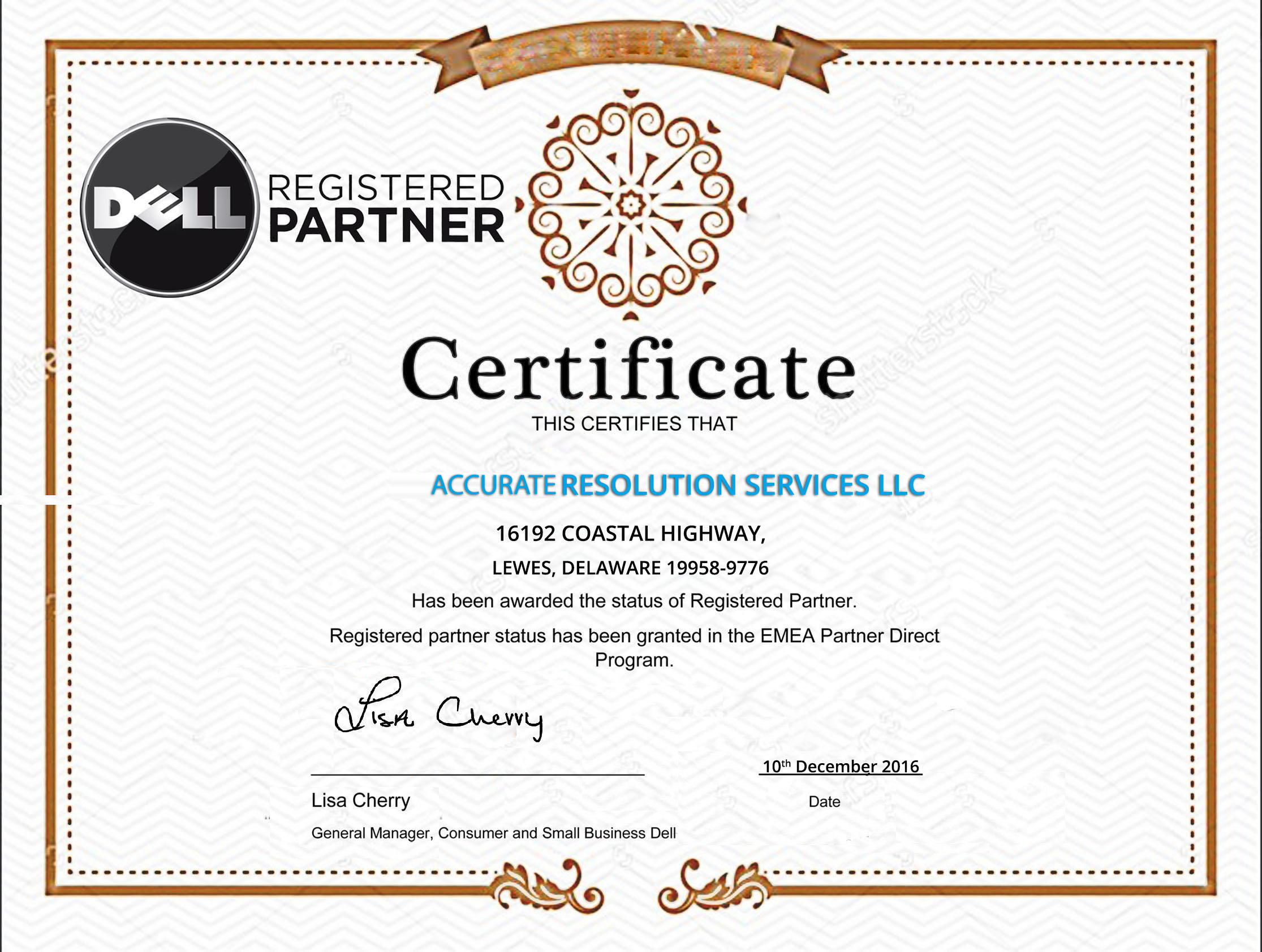 Accurate Resolution Services